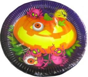 Papel de Halloween Dekoteller 8 Pack