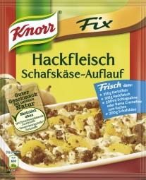 Knorr fijar carne picada cazuela de queso