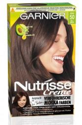 Garnier Nutrisse - 50 - Castaño / mocha