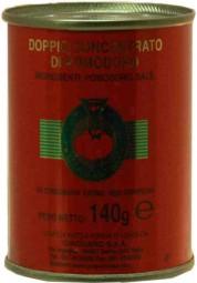 Salsa de tomate giaguaro 140 g lata