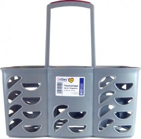 Portador de la botella aprox. 30 x 21 x 31 cm para 6-7 botellas