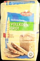 Pan de trigo con levadura
