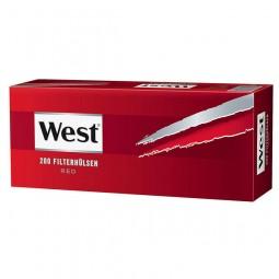 Mangas de filtro rojo West 200