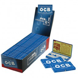 OCB rolling papers 1 x 100 hojas