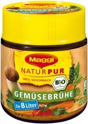 Maggi NaturPur Caldo de vegetales orgánico