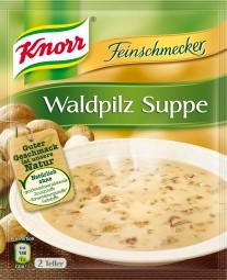 Knorr Gourmet Bosque de setas sopa 2 placas