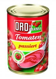 oro di parma pure de tomate 400g