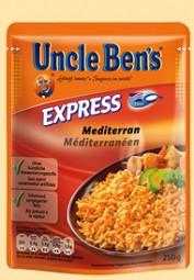 Express ® mediterránea de tío Ben