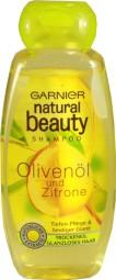 Garnier Natural Beauty Care Champú-up con aceite de oliva y limón