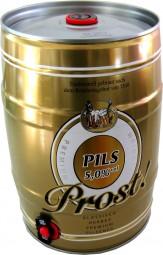 Prost cerveza Pils 5 litros 5,0% vol. barrilete