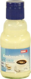 REWE de leche condensada
