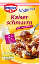 Kaiserschmarrn estilo clásico