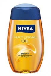 Nivea Aceite de ducha natural 200ml