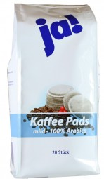 Café monodosis-suave 100% Arábica