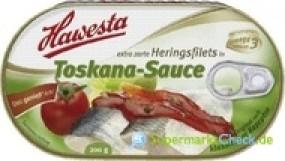 Salsa de inToskana de arenque