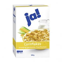 ¡sí! Paquete de 500 g Copos de maíz