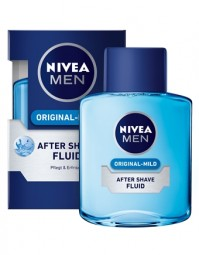 Nivea Men original leve después del Afeitado 100ml Fluid