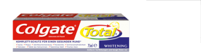 Colgate Total® Whitening 75ml
