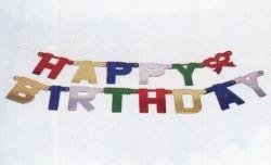 Letra de la cadena...Feliz cumpleaños