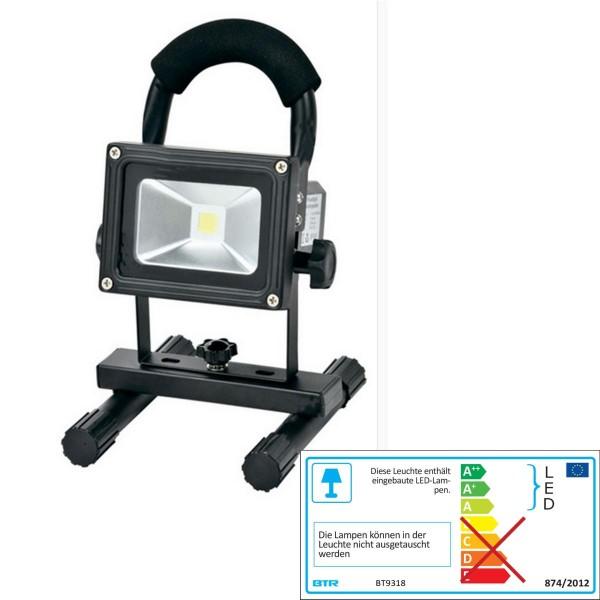 Mejores luces construcción de iluminación LED de 10 vatios