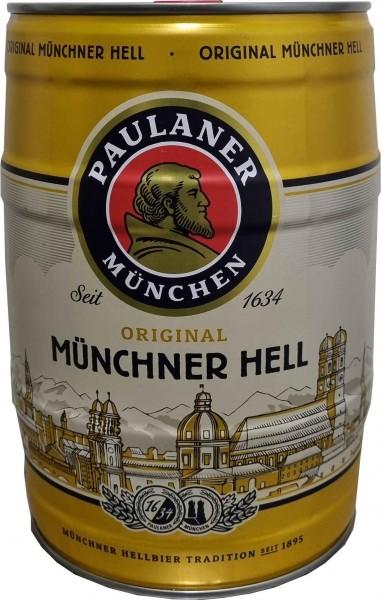 Paulaner Muenchner infierno 5 litros de caja partido vol 4,9%