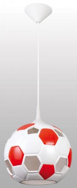 LAMPEX Pi lámpara de techo? Ka rojo de cerámica de 115 x 22 cm