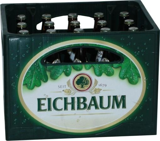 20 x Eichbaum Pilsner 0,5 l 4,9% vol. caso original