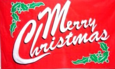 Bandera...Feliz Navidad 2