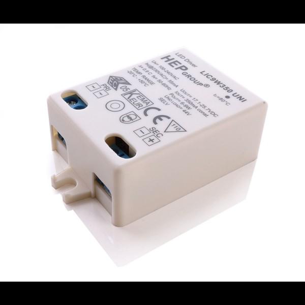 Fuente de alimentación Hep HEP 17,1-25,7V DC 350mA 9.0W