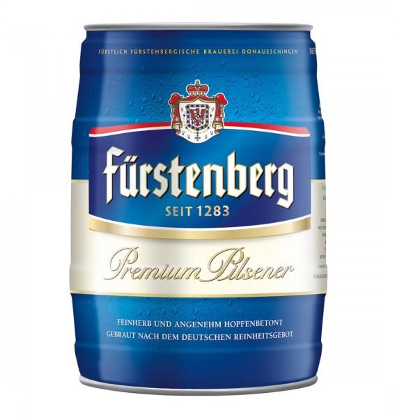 Fuerstenberg barril de 5 litros de 4,8% vol