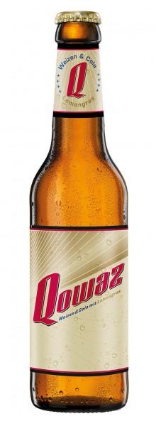 20 x 0,33l Furstenberg Qowaz 3,2% vol. Trigo Cola ya la caja original de hierba de limón