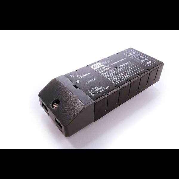 Kapego Fuente de alimentación LED 18W 350mA