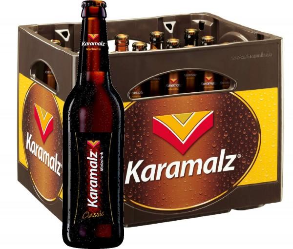 Karamalz Malzdrink - Alcohol 20x0,5l libre - caso original