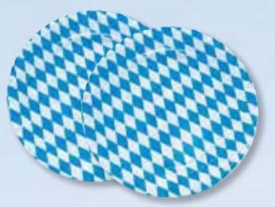 Placa de cartón ... sobre Bavarian