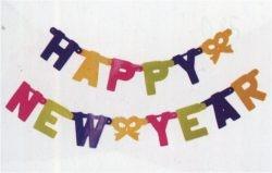 Letra de la cadena...Feliz año nuevo