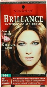 Brillo intensivo color crema cervatillo 864