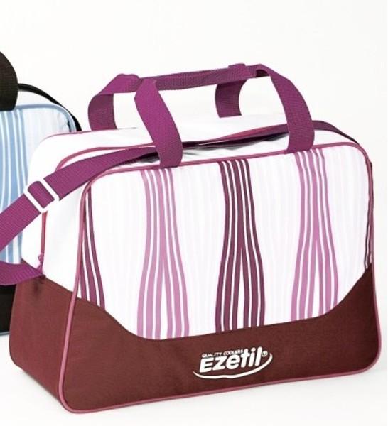Un bolso más fresco 20Ltr KC moda. Bordeaux-rosa
