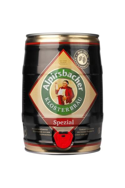 Alpirsbacher especial - barril de 5 litros