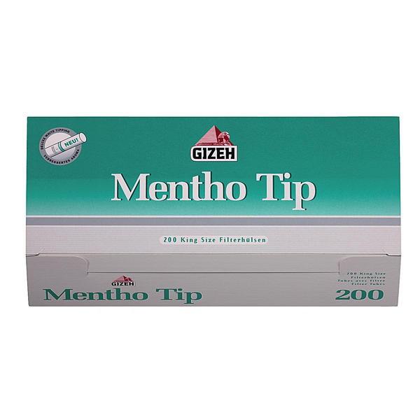 Mangas de filtro de punta 200 Mentho